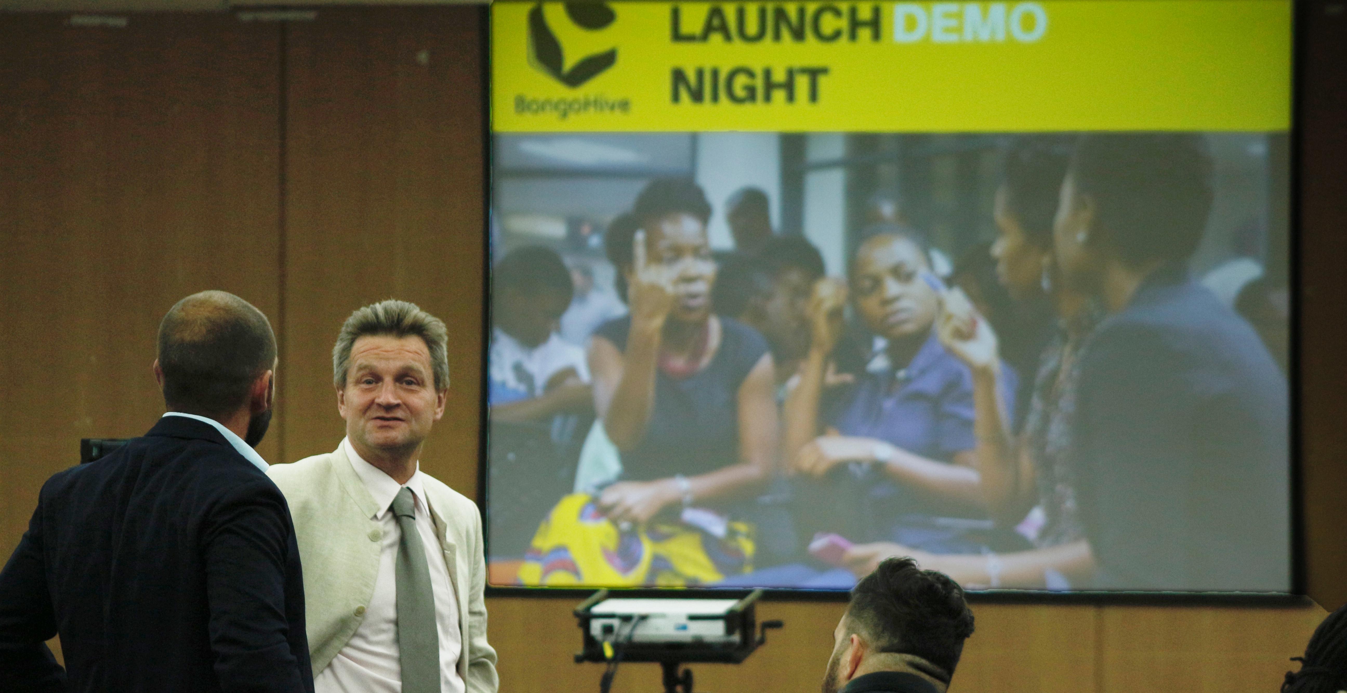 launch startup program